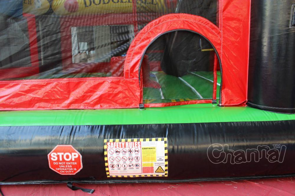 Inflatable Multi Sports Arena Chsp142
