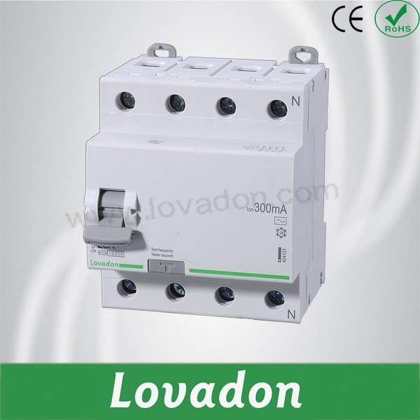 Good Quality Tx3 Series Residual Current Circuit Breaker RCCB