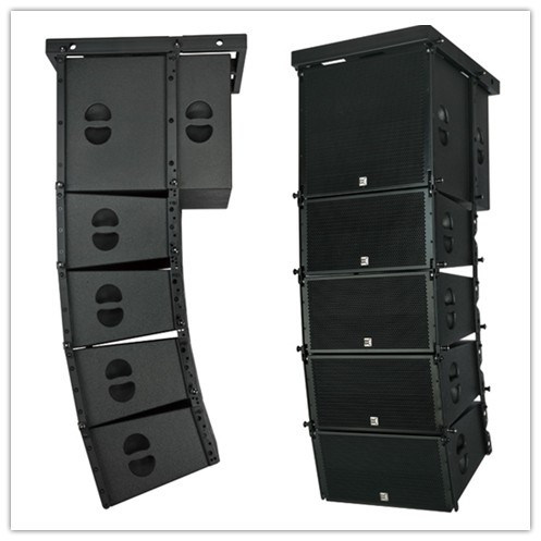 Big Line Array Dual 12 Inch Outdoor Concert Professional Audio