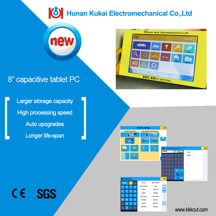 Diagnostic Tools Sec-E9 for Locksmith