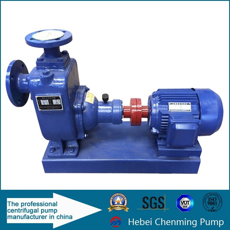 Zx Centrifugal Electric Self Priming Water Pump