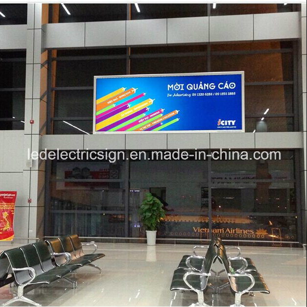 LED Outdoor Waterproof Super Large LED Advertising Light Box
