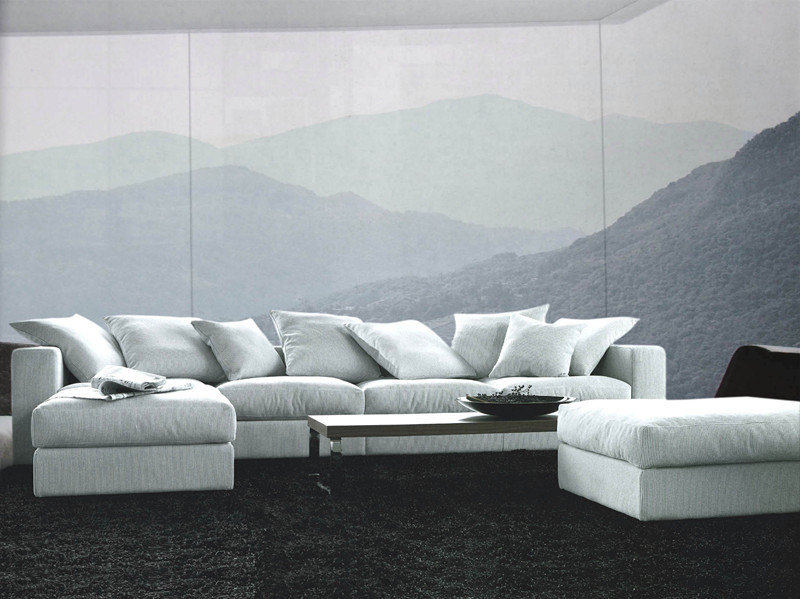 Design sofa Modern luxury sofa