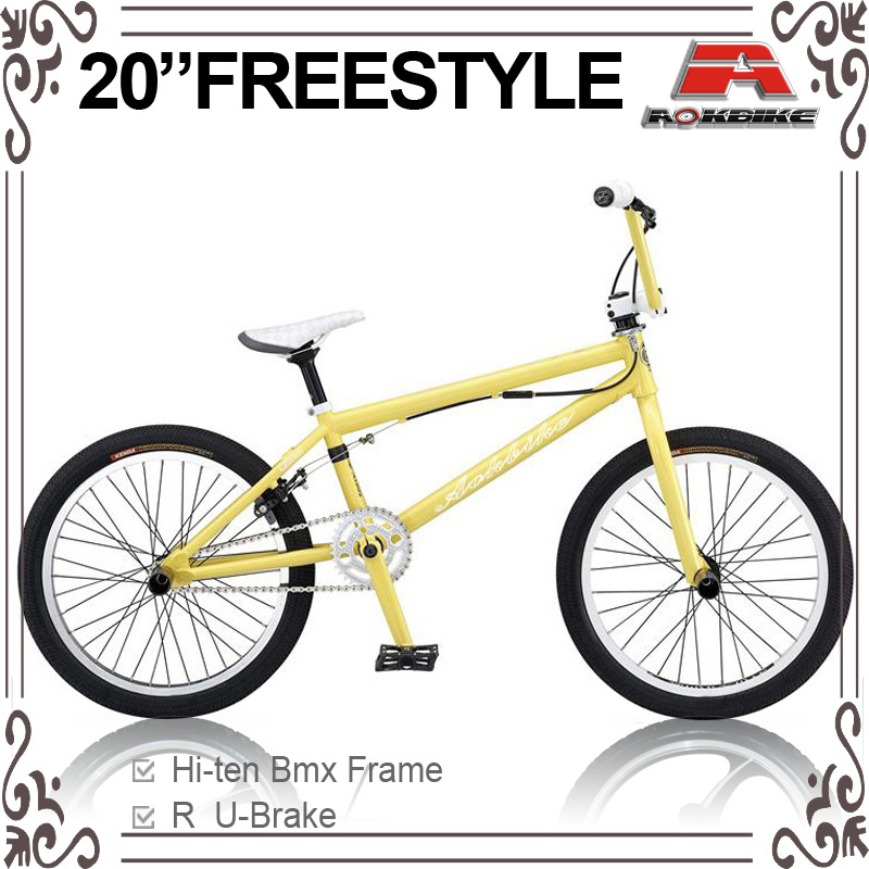"20"" BMX Freestyle Bicycle (ABS-2025S)"