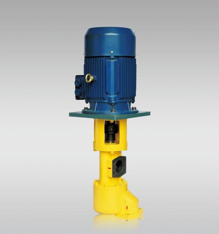 Lubrication System Pump