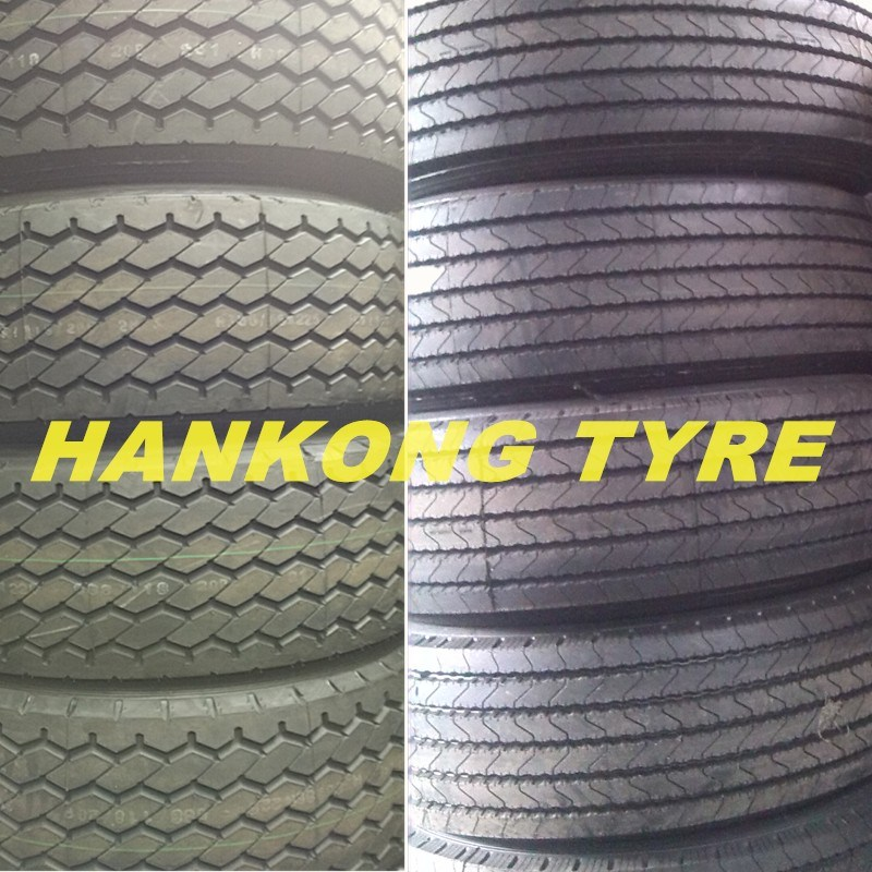445/65r22.5 Trailer Tire Steel Tire All Position Radial Truck Tire
