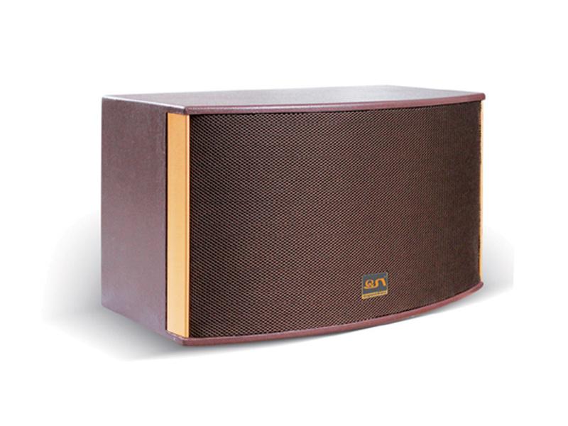10 Full Range Professional Mini Audio Speaker (KS20)