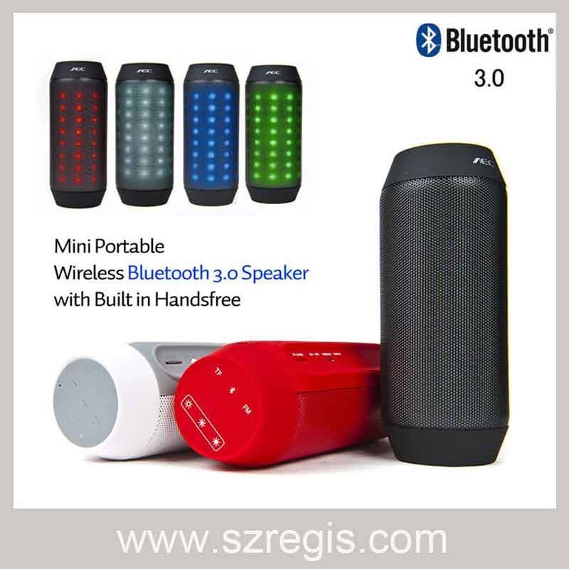 Portable Active Audio Professional Sound Mini Wireless Bluetooth Speaker