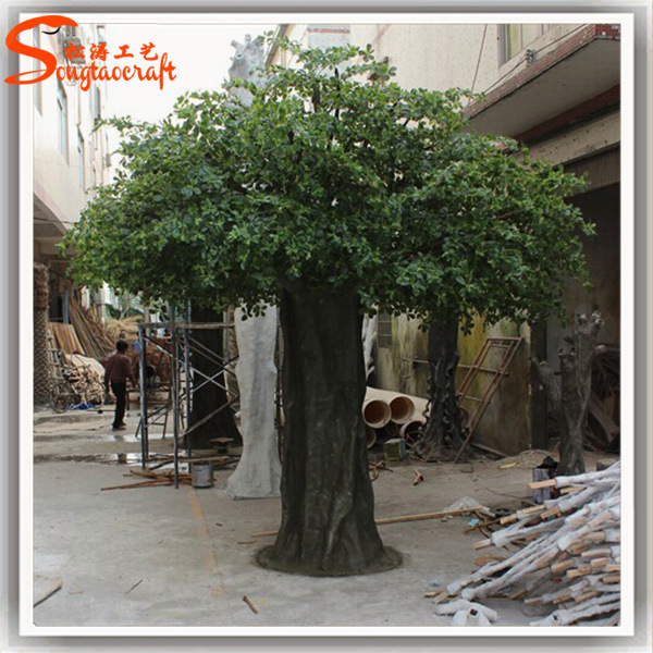 New Design Garden Decoration Artificial Ficus Tree Banyan Tree