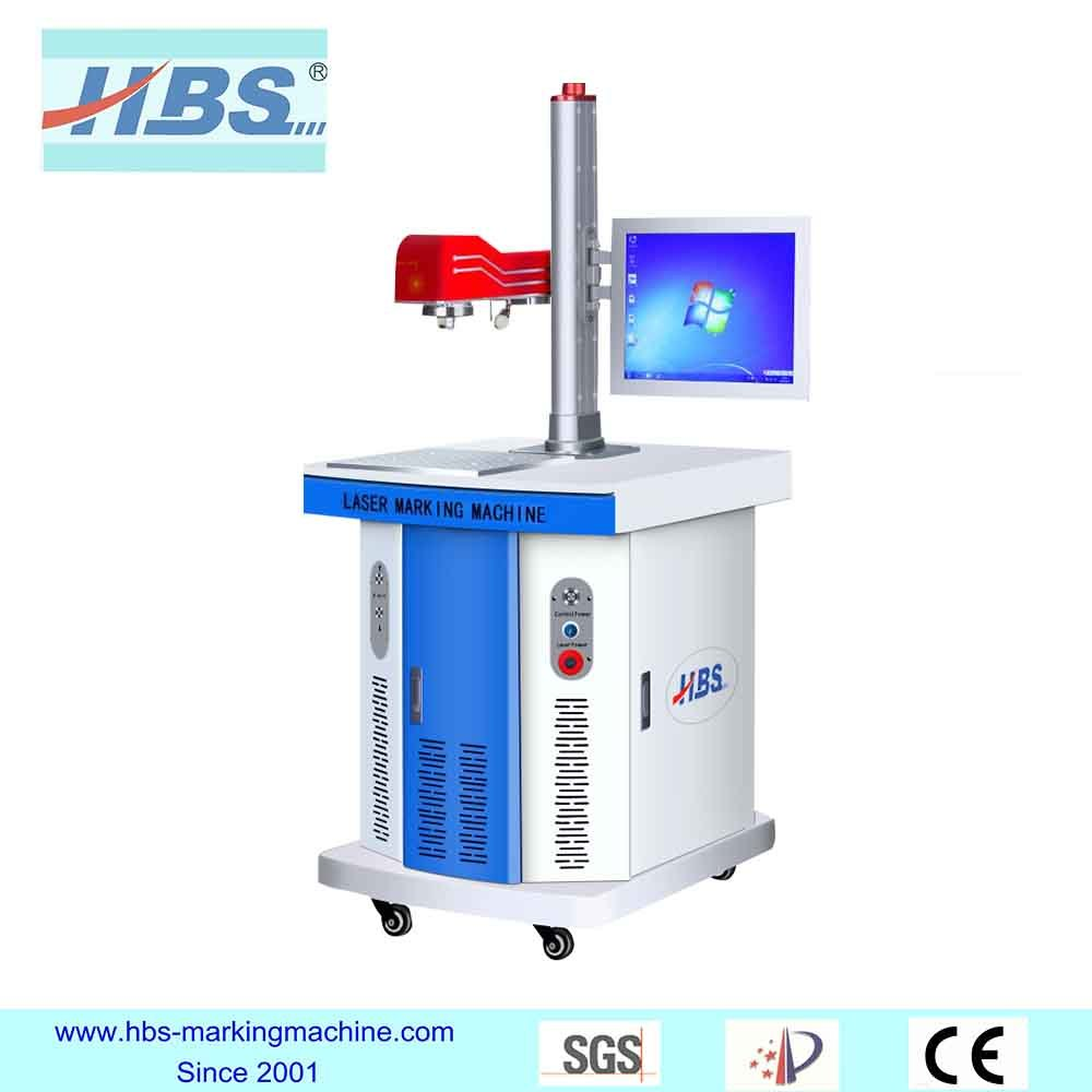 50W Fiber Laser Marking Machine of High Quality with New Outlook