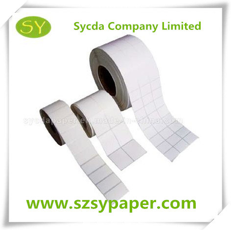 Factory Hot Sale Stickers Self Adhesive Label Paper