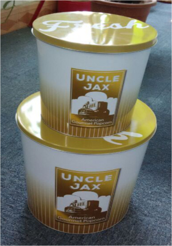 Hotsale Tea Tin Box and Food Tin Box with Competitive Price