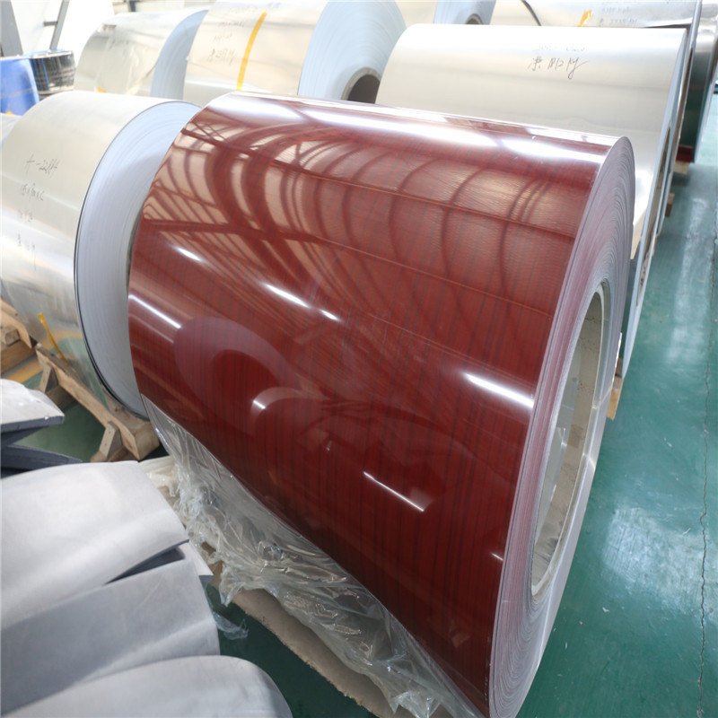 China Manufacturer PE Aluminum Coil Color Coating
