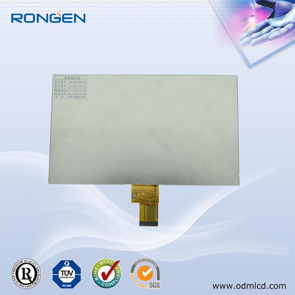 9 Inch TFT LCD Screen 1024X600 LCD Display