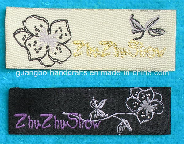 Good Quality Factory Price Woven Garment Accessories