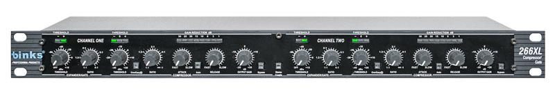 266XL Professional Audio Compressor, Audio Limiter Processor