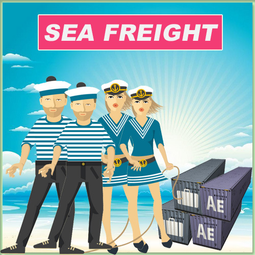 Nvocc Shipping Agent for International Transportation
