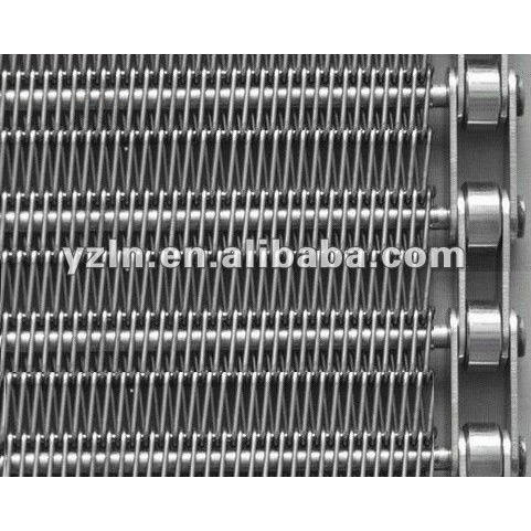 Mesh Belt for Food Processing, Heatreating Industry