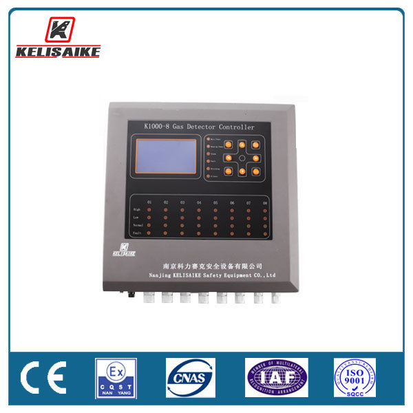 4-20 Ma Multi Zone Remote Co Gas Detector Controller
