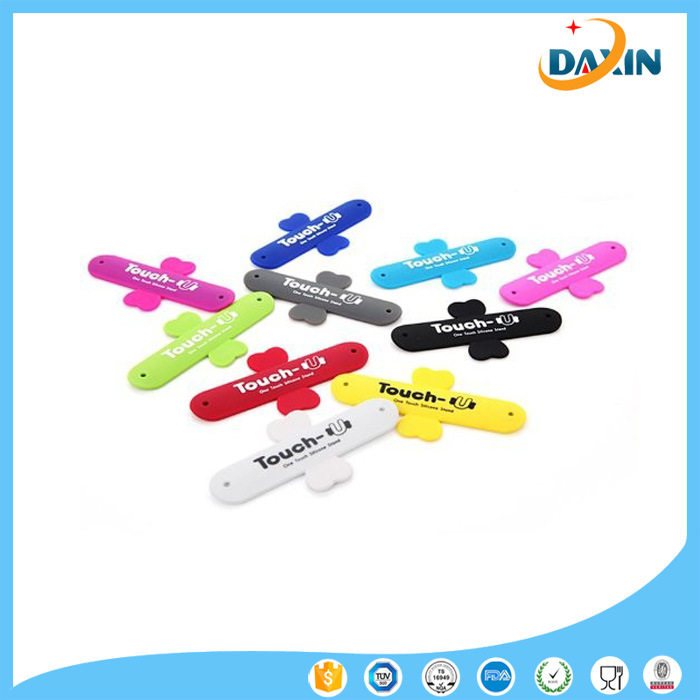 Mini Viscose Silicone Phone Stand Holder for Smart Phone
