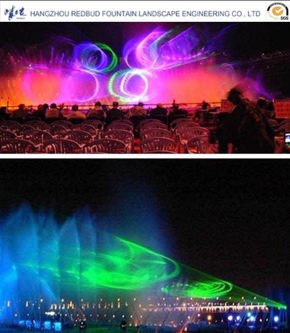 Fountain Laser of Music Fountain