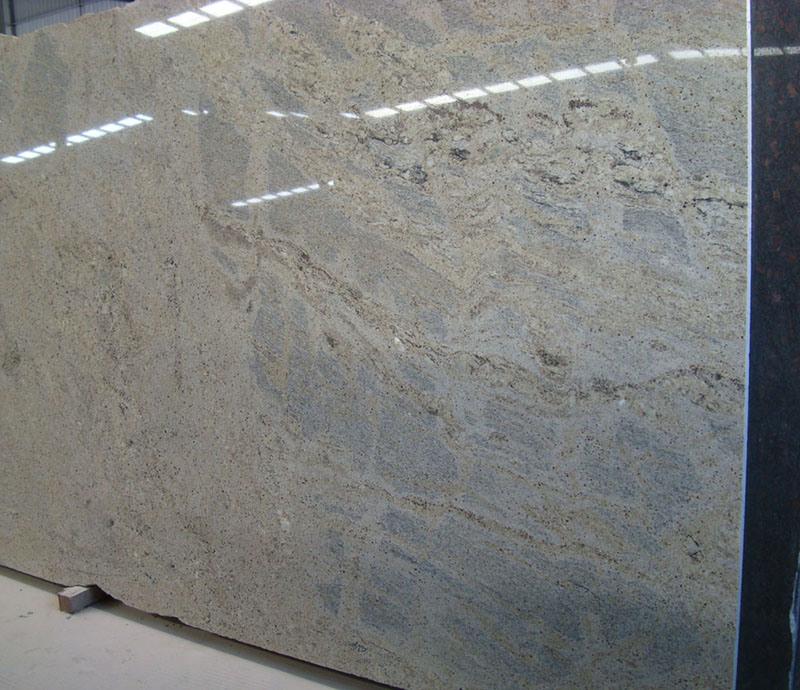 Kashmir White Granite Slabs : China kashmir white granite slabs for counterop kitchen