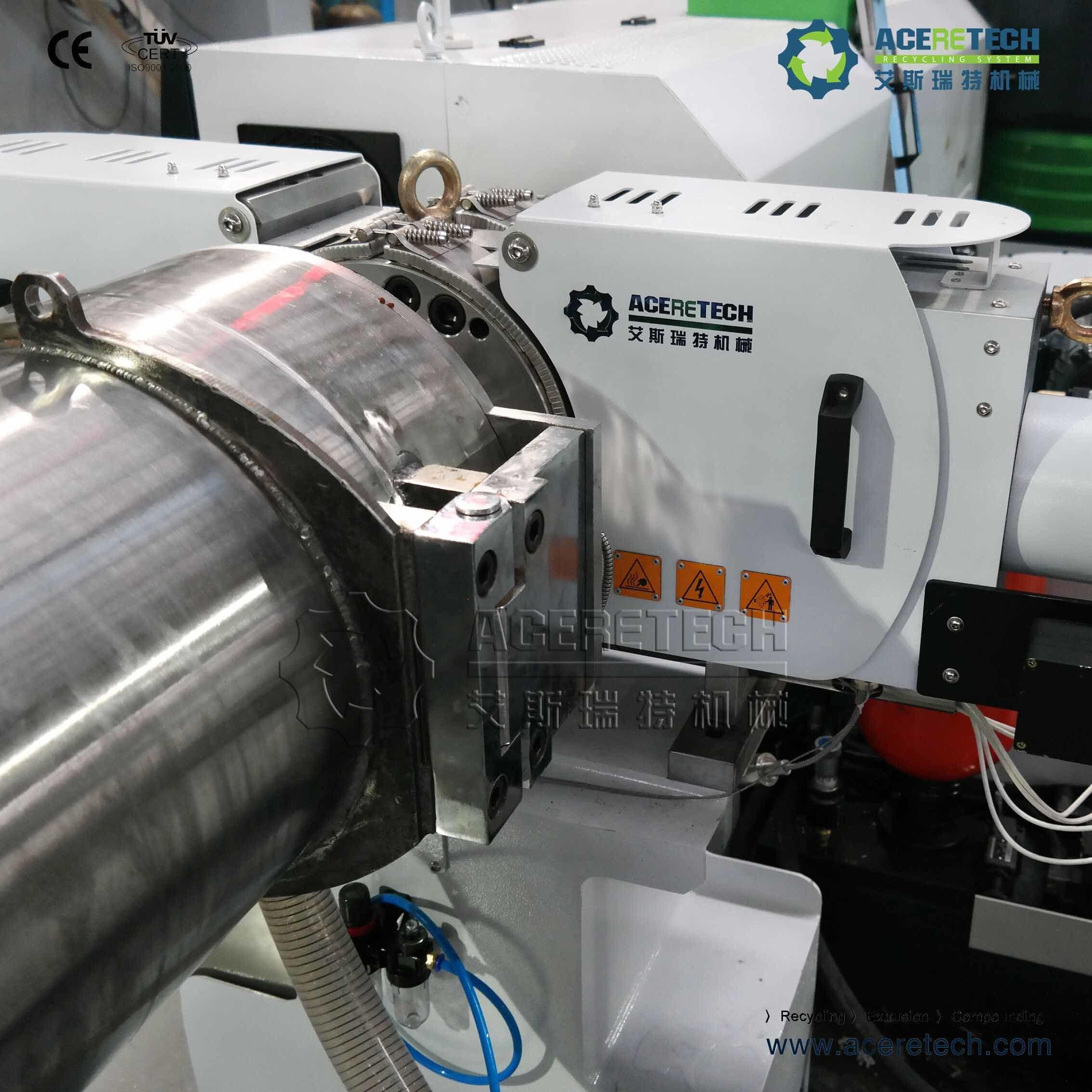 Full Automatic PP PE Plastic Pelletizer Machine