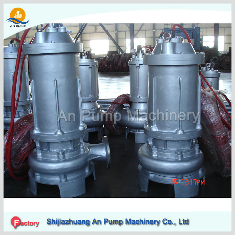 Heavy Duty Stainless Steel Submersible Sewage Pump