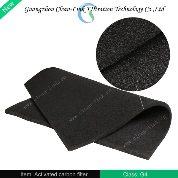 Activated Carbon Air Filter/Foam Filter