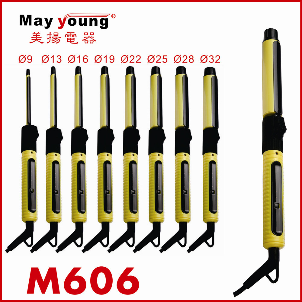 Hot Sell Factory Price Rotating Professional Hair Curling Iron Hair Curler