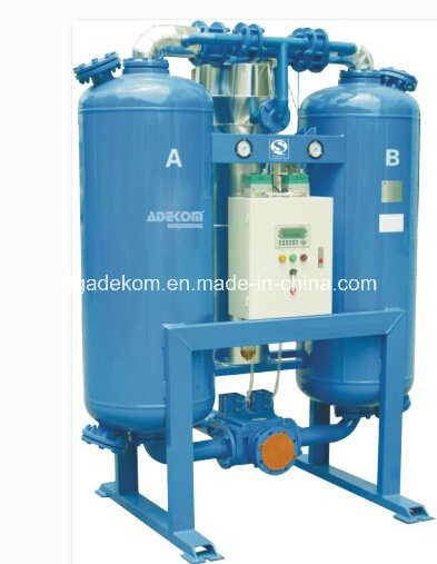 10bar Heated Regenerative Adsorption Desiccant Industrial Air Dryer (KRD-10MXF)