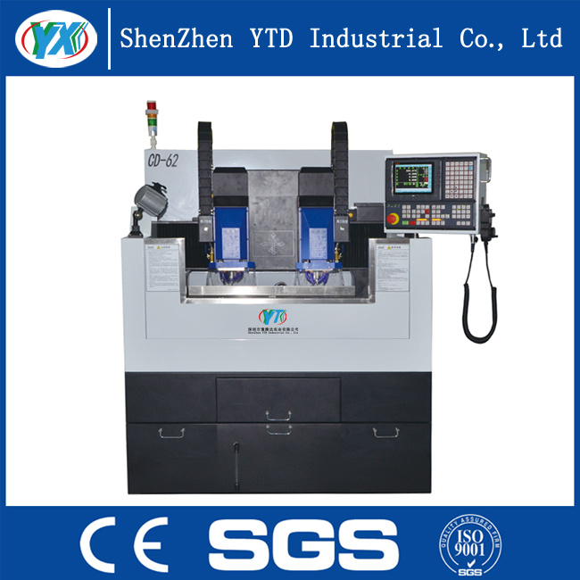 Ytd-Gear Processing Precision Machinery Parts Carved CNC Milling Machine