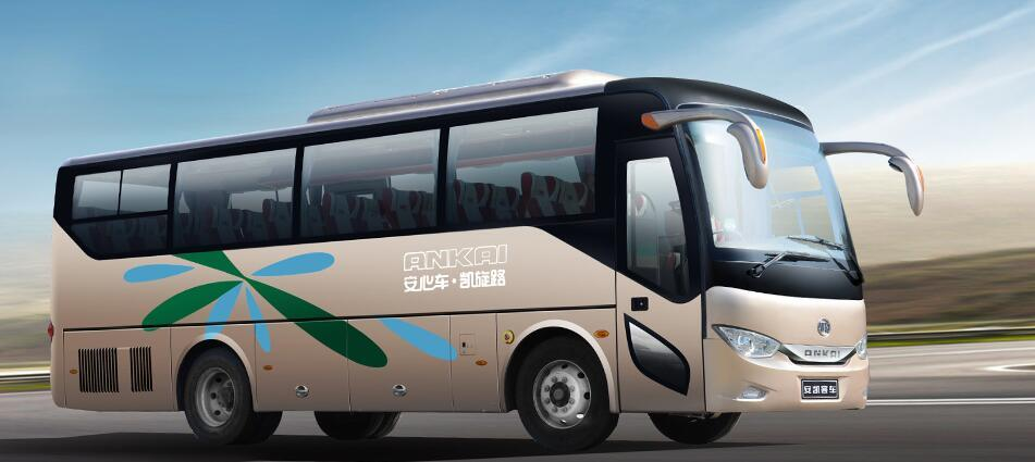 Ankai 37+1+1 Seats Coach Bus (A6 Series) (HFF6909KD1E4B)
