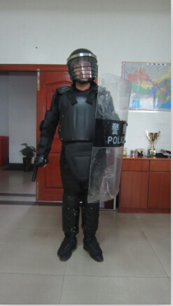 Impact Resistant Anti-Riot Suit for Police and Army