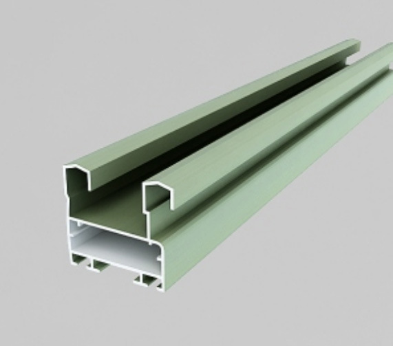 Building Metarial Aluminum Profile/Extruded Aluminium Profile for Windows Door