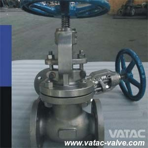 Industrial Flange or Bw Ends Cast Iron & Forged Stainless Steel Globe Valve