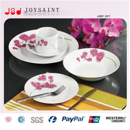 Best Quality 18PCS Ceramic Porcelain Ware