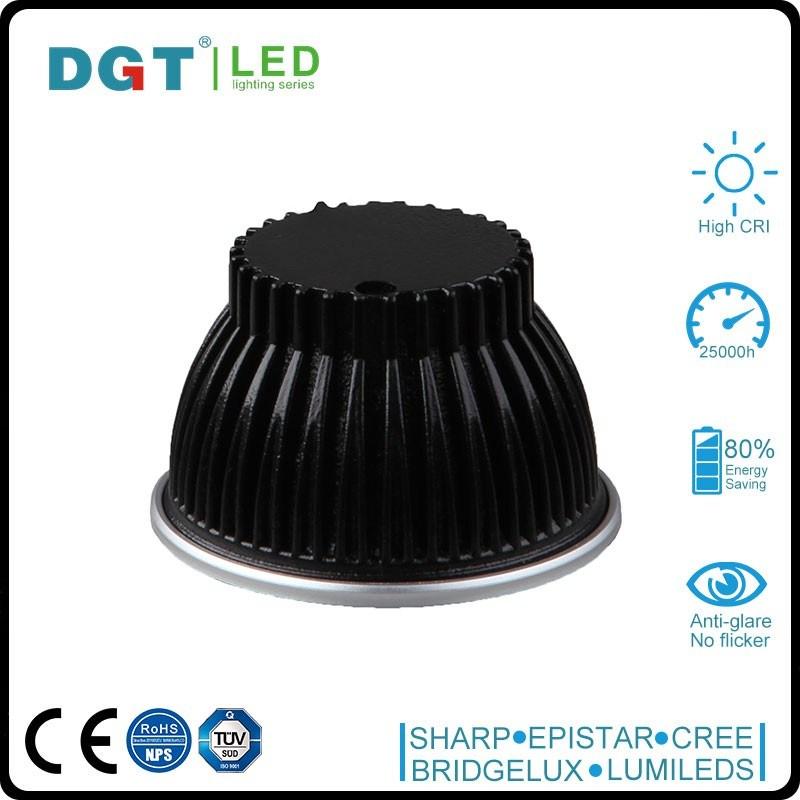 2700k-5000k Ce&RoHS 6W COB MR16 LED Spot Light