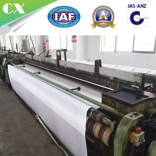 Woven Geotextile of Construction Project