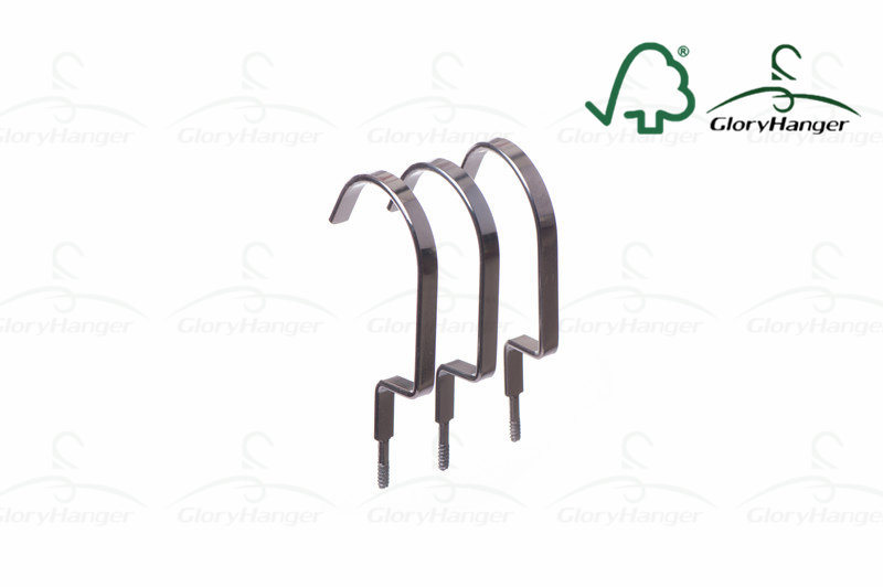 Metal Hook with Chrome Finish, for Hanger Assemble