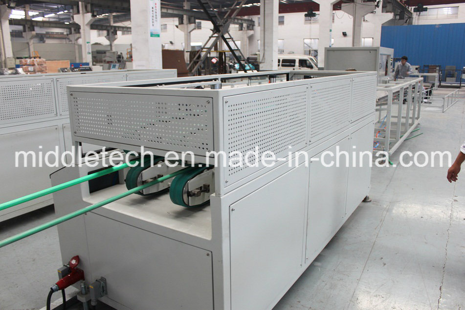 UPVC/PVC Two Cavities Pipe/Tube Production and Extrusion Line