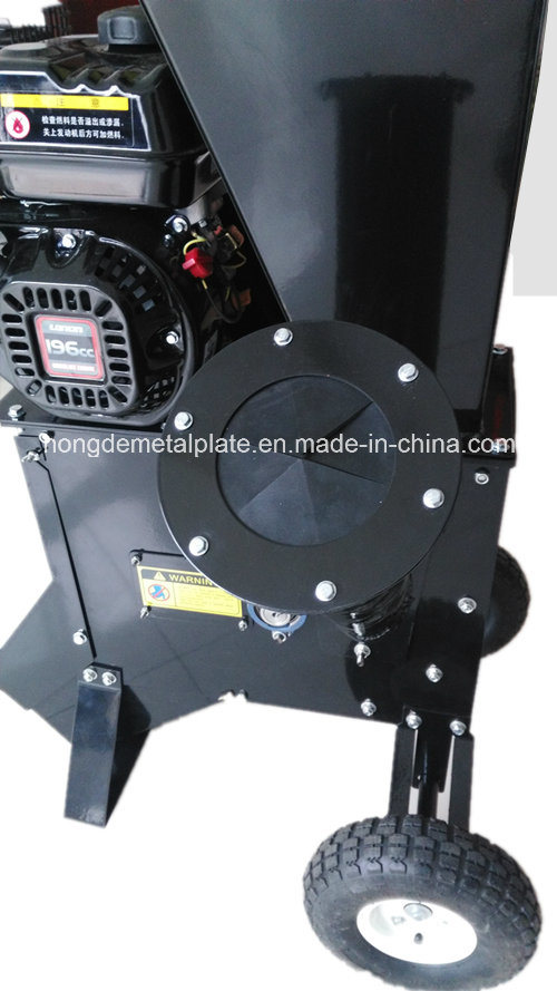 6.5HP Chipper Shredder Garden Shredder Popular in Europe