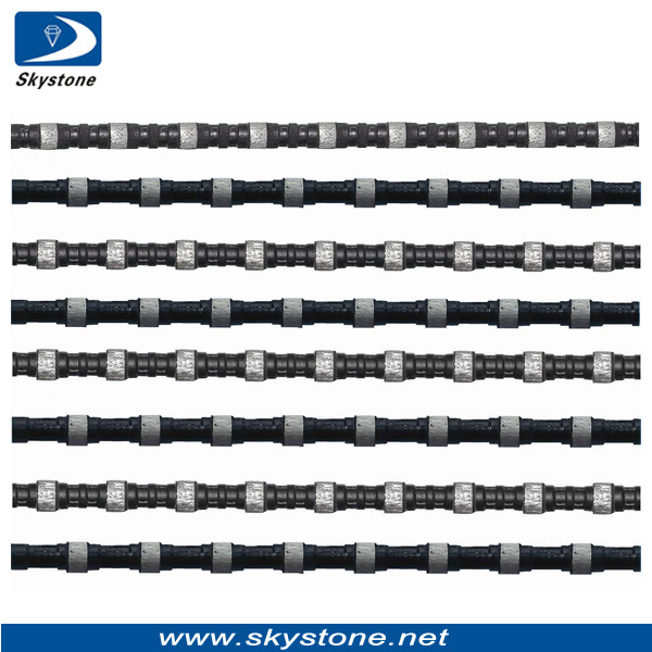 Wire Saw for Masonry Structure Cutting, Skystone Diamond Wire