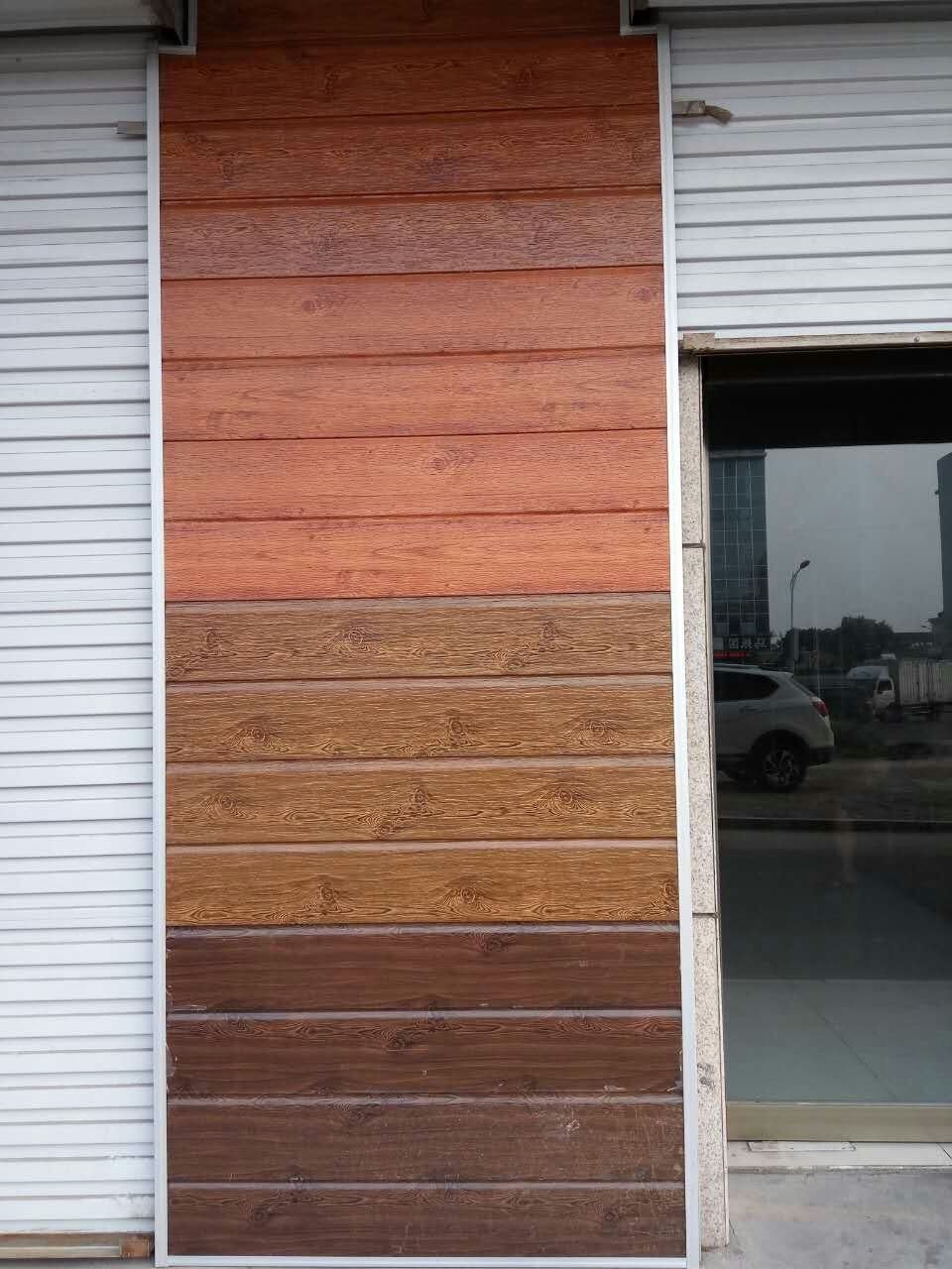 Decorative Insulation Boards for Exterior Wall