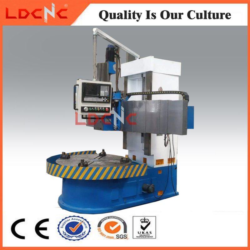 Single Column Manual Universal Vertical Metal Turning Lathe C5116