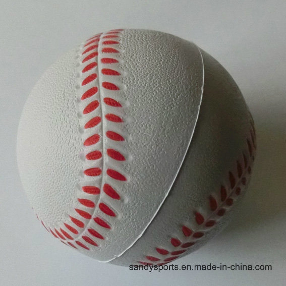 Popular Promotion PU Foam Stress Baseball