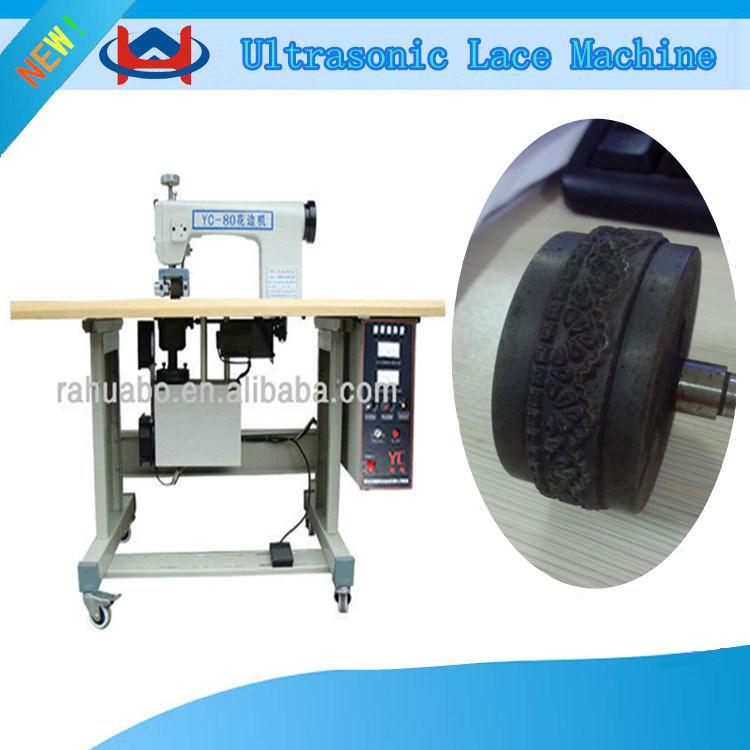 China Popular Multifunctional Ultrasonic Sewing Machine