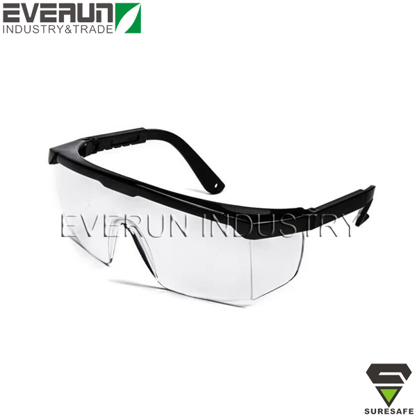 CE En166 and ANSI Z87.1 Eye Protection Safety Glasses