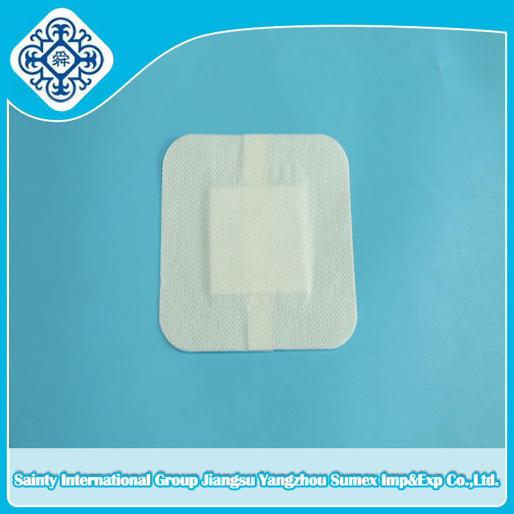 Diaposable Sterile Medical Wound Dressing with Ce & ISO