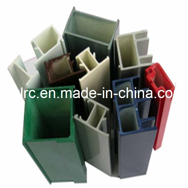 High Quality Various Usages FRP Extrusion Profile